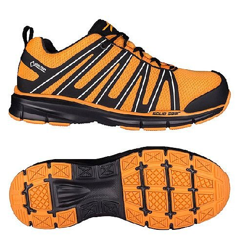 45 Snickers SG8011345 Revolt GTX S3 Safety Shoe Orange//Black