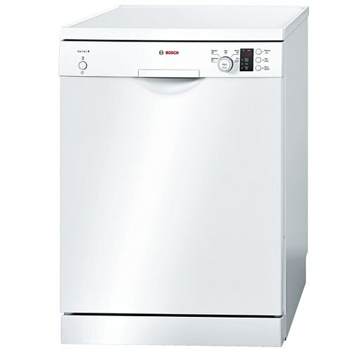 Bosch Series 2 Active Water Dishwasher 60cm Freestanding  A+Aa White