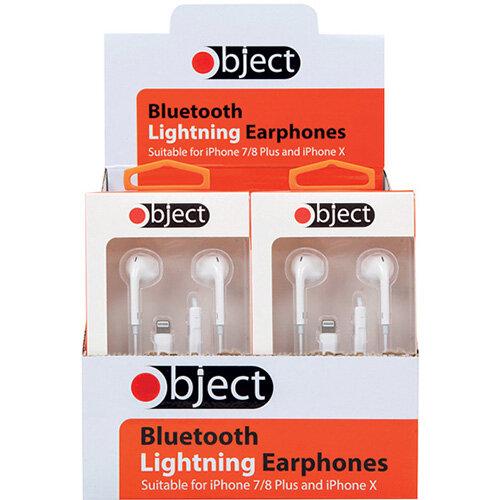 Bluetooth Lightning Earphones Pack of 12 SP234