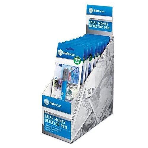 Safescan Counterfeit Money Detector Pens Pack of 10