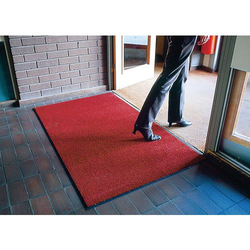 Matting Economy Entrance 600x900 mm Red
