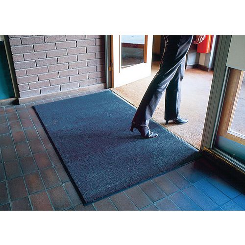 Matting Economy Entrance 900x1500 mm Slate Blue