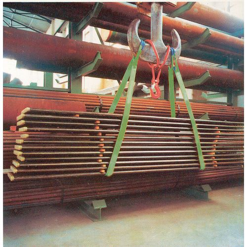 Webbing slings - Duplex strops or - extra metre, SWL 2 ton
