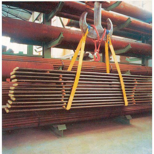 Webbing slings - Duplex strops or - extra metre, SWL 3 ton