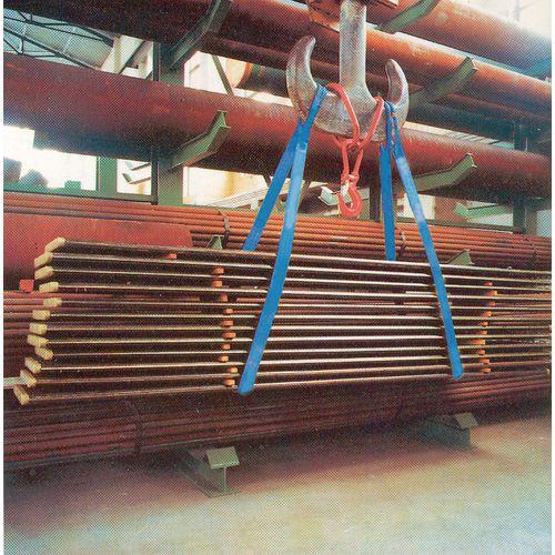 Webbing slings - Duplex strops or - extra metre, SWL 8 ton