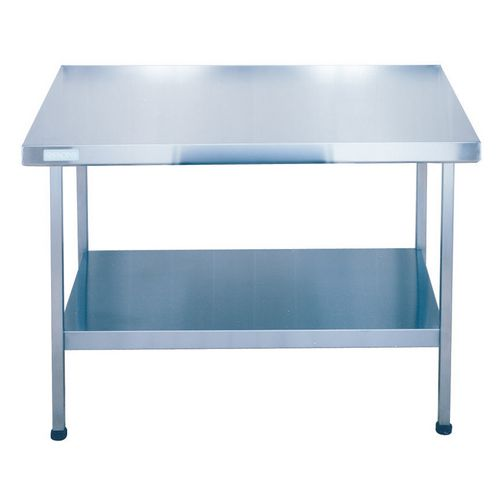 Stainless Steel Preparation Table  Centre Table 650 X 1800mm