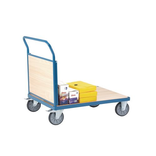 Platform Truck Snag Free With One End 1000x700mm