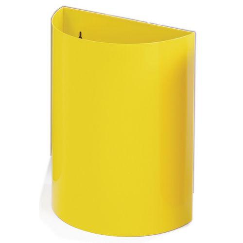Wall Bin Yellow X 2 Hxwxd 475X395X190