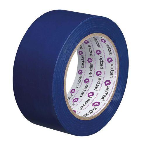 Tape  Lane Marking 1 Roll Of Blue 50mm Widex33M Long