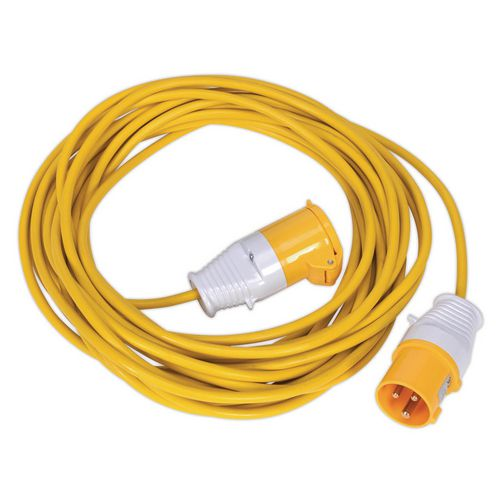 Extension Lead 14 Mtr 1.5mm Cable 110V