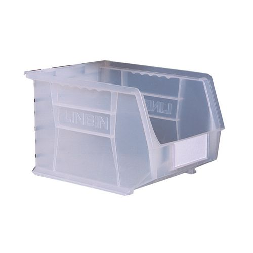 Linbins Clearview H x W x D mm: 180 x 210 x 280 Pack Of 10