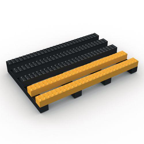 Matting Safety Pvc (Vynagrip+) 122Cm Widex10M Long Roll