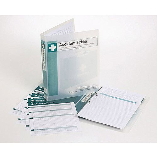 Accident Folder A4