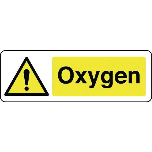 Sign Oxygen 300x100 Vinyl