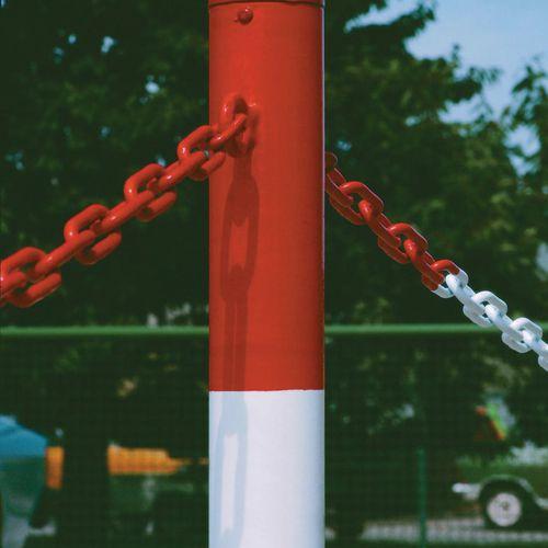M-Ferro Chain Red/White