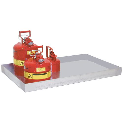 Small Can Tray Type Kgw 940X370X60 20L Capacity