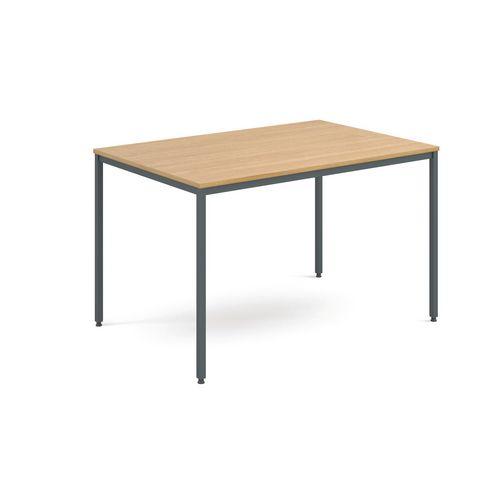 Table  General Purpose Oak Retangular Oak 1200X800X725mm