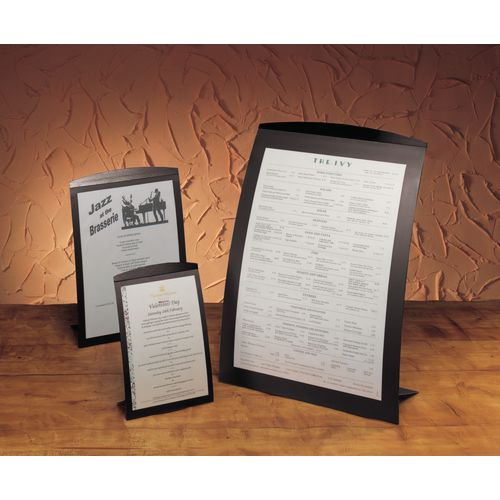 Poster Frame A3 Tabletop Portrait Black