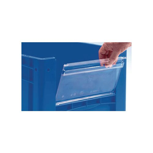 Insertable Window 212x81 Pack Of 10 mm (WxH)