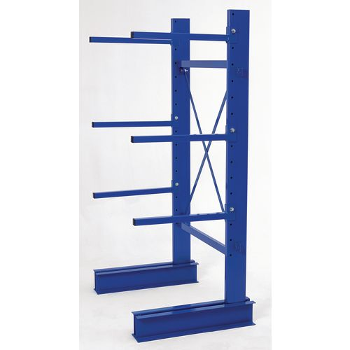 Cantilever Racking Light Duty Single Entry 1000x600 Initial Bay Arm