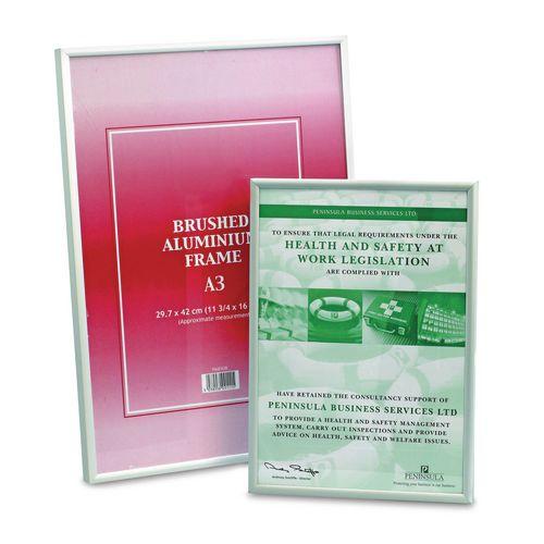 A4 Aluminium Frame Pack Of 5