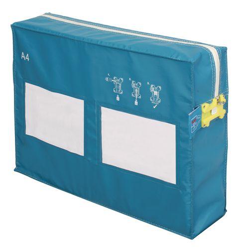 A4 12 Litre Modular Envopak Blue