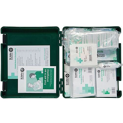 First Aid Standard Kit Workplace Large Up to 50 Person
