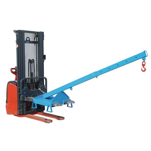 Extending Inclined Crane Arm 1600mm Long,1000Kg Capacity