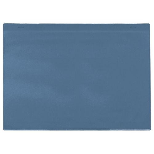 Self-Adhesive Blue Document Pocket Id 155X230mm