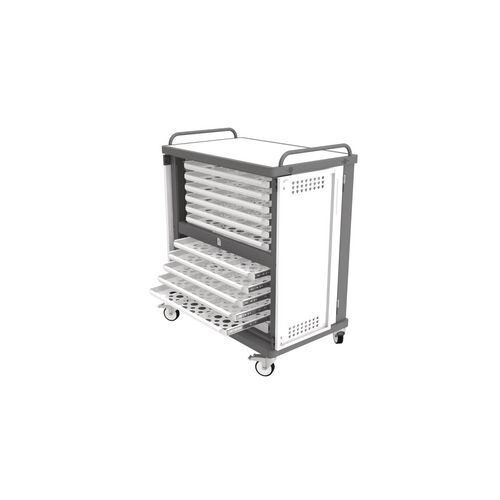 Laptstore Secure Charge Trolley For Up To 33 Small Sized Laptops Such As Notebooks Etc Lig
