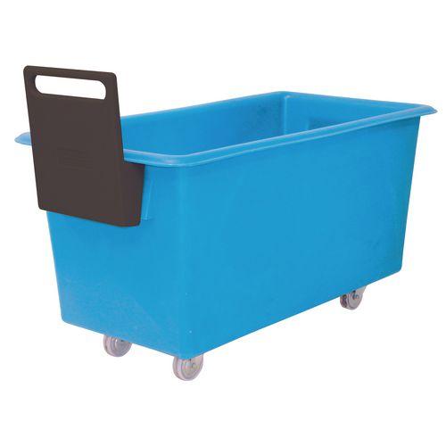 Truck Food 1219X610X610mm Light Blue