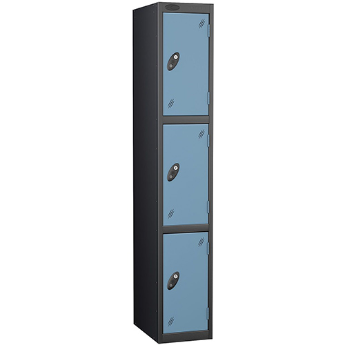 Black Body Locker 12x18 3 Ocean Doors