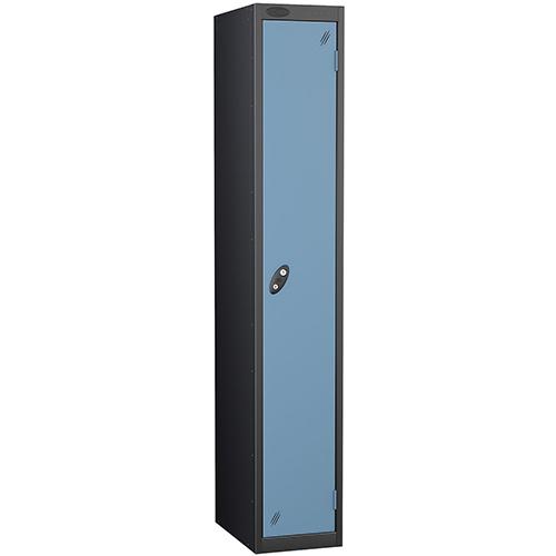 Black Body Lockers 12X18 Single Ocean Door