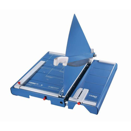 Dahle 867 Guillotine Bundle Incl. Laser Unit Supporting Table Narrow Strip Cutting Devic