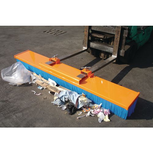 Fork Mounted Sweeper 1500mm Wide