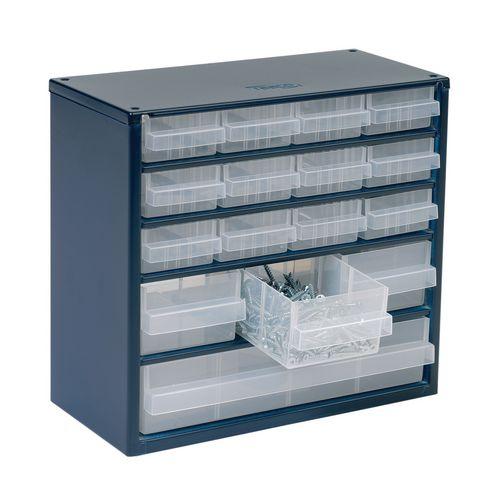Steel Cabinet 616-123 (16 Drawer)