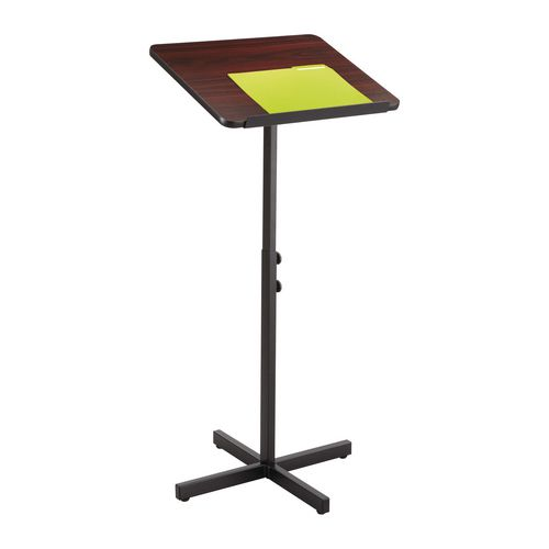 Adjustable Speaker Stand Mahogany (Mh)