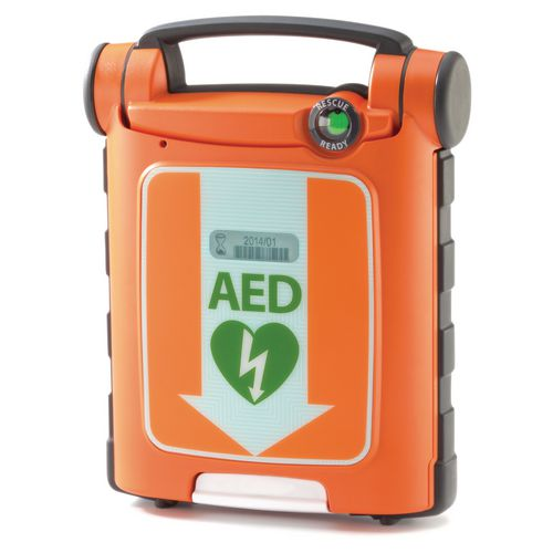 Powerheart G5 Semi Automatic Defibrillator (Non-Cprd Version)