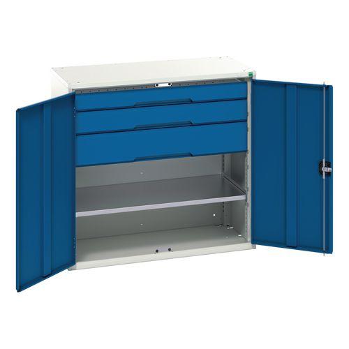 Kitted Cupboard 1050 Wide Model C