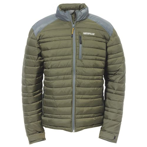 Defender Insulated Jacket Small Moss
