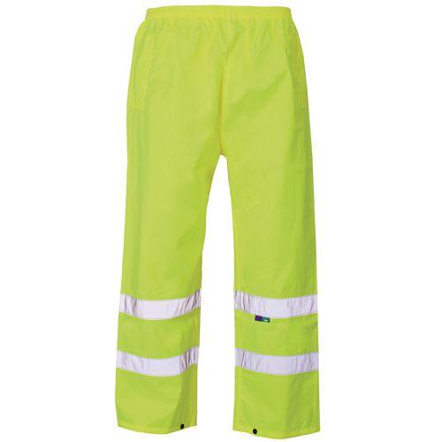 Hi Vis Over Trouser Medium Yellow