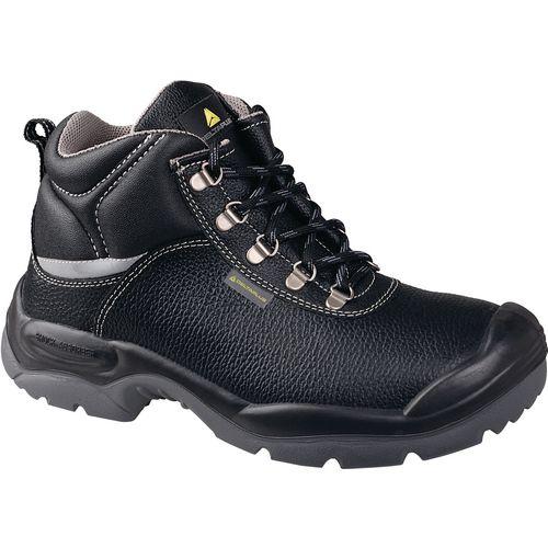 Sault Comfort Boot Black  Size 6