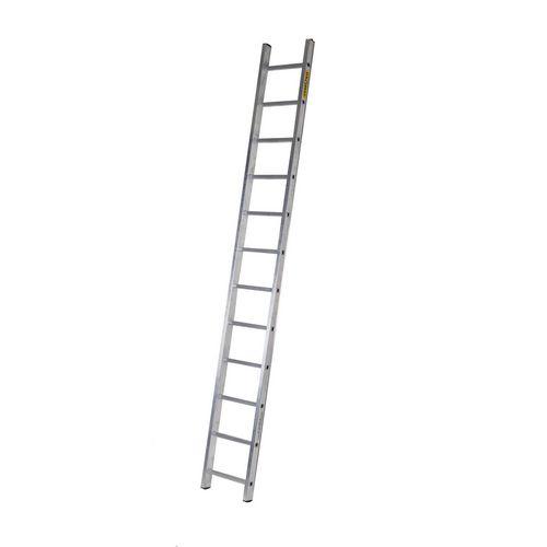 Single Aluminium Ladder 14 Tread En131 150Kg Capacity