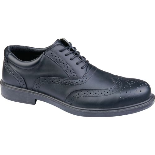 Executive Safety Brogue Size 8