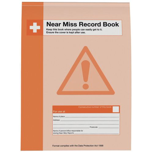 Near Miss Record Book