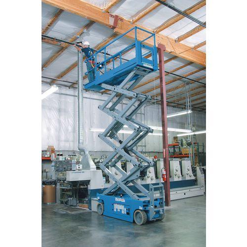 Self Propelled Scissor Lift 11.5M Working Height