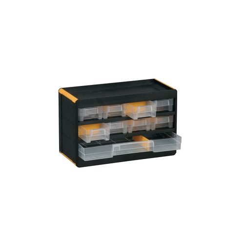 9-Drawer Professional Cabinet 190X300X135 Pk Of 3