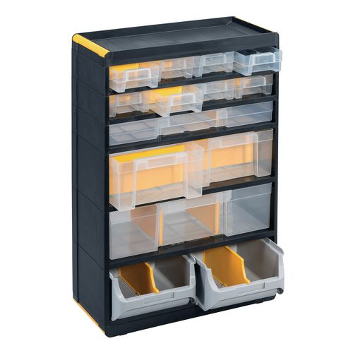13-Drawer Professional Plus Cabinet 480X300X165 Pk Of 2