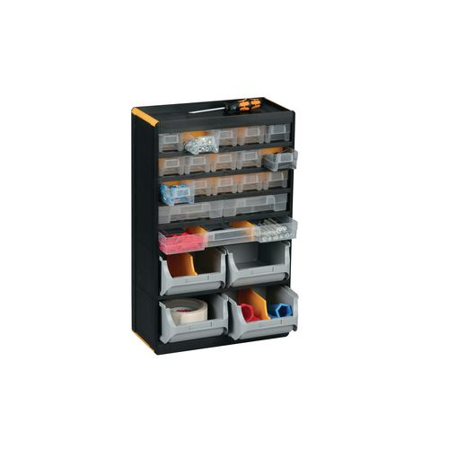 22-Drawer Professional Plus Cabinet 480X300X165 Pk Of 2