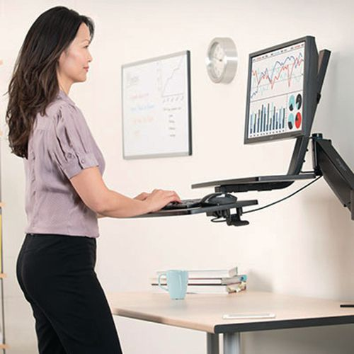 Smartfit Sit-Stand Workstation